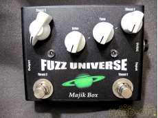 オーバードライブ fuzz universe majik box|MAJIK BOX