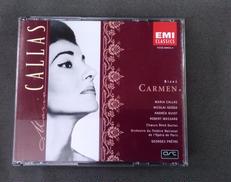 カラス/プレートル ビゼー:歌劇「カルメン」全曲|クラシック