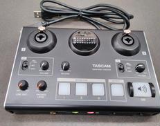 オーディオI/F TASCAM