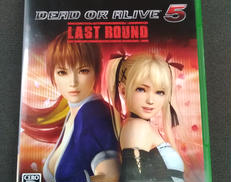 DEAD OR ALIVE5 LAST ROUND [通常版]|XBOX ONEソフト