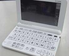 電子辞書 CASIO