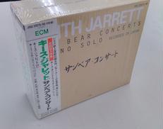 キース・ジャレット/サンベア・コンサート ECM