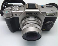 デジタルミラーレス一眼レフ|PENTAX