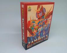 無敵超人ザンボット3 DVD MEMORIAL BOX|バンダイビジュアル