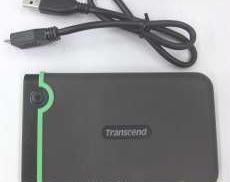 USB3.0/2.0 外付けHDD TRANSCEND