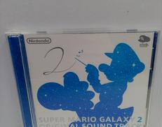 スーパーマリオギャラクシー2 オリジナルサウンドトラック NINTENDO
