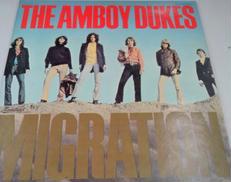 THE AMBOY DUKES MIGRATION 日本コロムビア