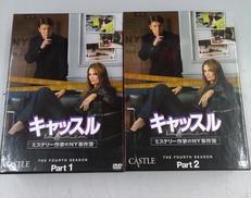 CASTLE SEASON4 DVDBOX|STUBIOS