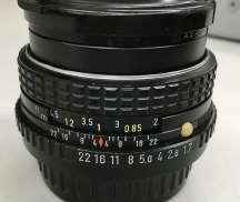 標準・中望遠単焦点レンズ PENTAX