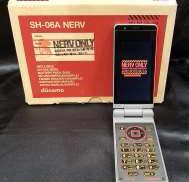 エヴァンゲリオン(NERVモデル)携帯|DOCOMO
