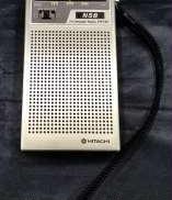 短波ラジオ HITACHI