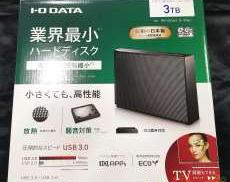 HDD I・O DATA