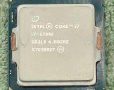 第6世代(Skylake) CORE i7 6700K INTEL