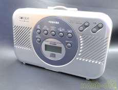 クロックラジオ TOSHIBA