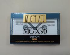 メタルテープ DENON