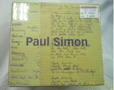 PAUL SIMOM THE STUDIO RECORDIN|WARNER
