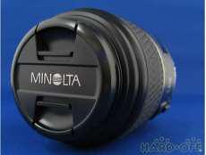 αマウント用単焦点レンズ MINOLTA
