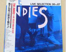 V.A THE INDIES LIVE SELECTION 86to87 CROWN