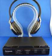 デジタルワイヤレスサラウンドヘッドホン|PANASONIC
