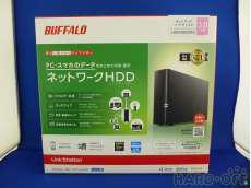 未開封品 ネットワークストレージ 3TB|BUFFALO