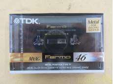 未開封メタルテープ TDK