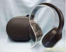 ワイヤレスノイズキャンセリングヘッドホン|SONY