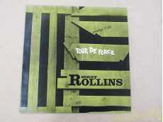 ソニーロリンズ SONNY ROLLINS TOUR DE FORCE Prestige