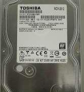 内蔵型HDD3.5インチ TOSHIBA