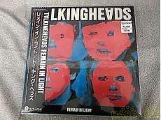リメイン・イン・ライト/トーキング・ヘッド|サイアーレコード