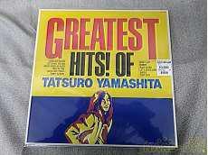 GREATEST HITS! OF TATSURO YAMASHITA|RCA ⁄ AIR