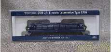 JR EF66形 電気機関車 TOMIX
