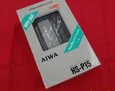 ポータブルカセットプレーヤー AIWA