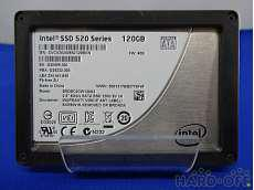 内蔵型SSD120GB以下 INTEL