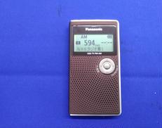ポケットラジオ PANASONIC