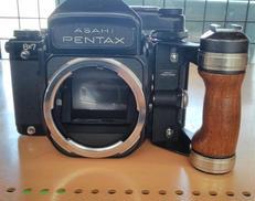 中判カメラボディ(グリップ含む)|ASAHI PENTAX