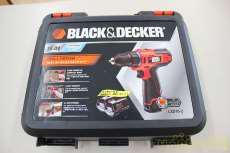 エアーインパクトドライバー|BLACK DECKER