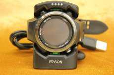サイクルコンピューター・GPS EPSON