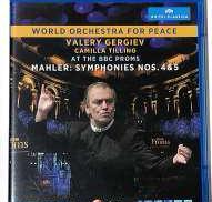 マーラー: 交響曲第4番、第5番 C MAJOR