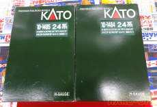 24系25型 寝台特急 瀬戸あさかぜ 基本増結セット KATO