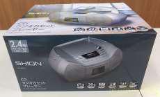 CD/ラジオ/カセット SHION