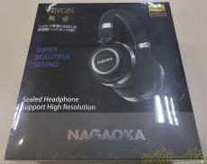 ヘッドホン|NAGAOKA