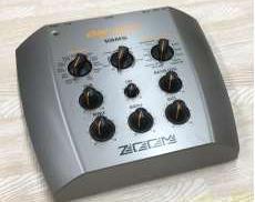 ギター用アンプシミュレーター ZOOM