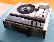 レコードカッティングマシン|オーギ電子