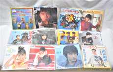 【ジャンク】EPレコード 200枚以上まとめ売り(B) SONY、ビクター、CANYON他