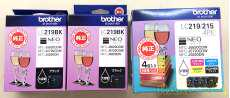 LC219/215-4PK+LC219BKx2セット|BROTHER