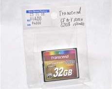 トランセンド コンパクトフラッシュ 32GB TRANSCEND
