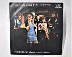 【EP】ローリングストーンズ ホンキー・トンクウィメン|キングレコード