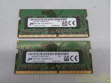 メモリ(DDR4 8GB×2枚)(動作未確認品) MICRON