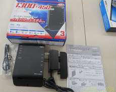 a/g/b対応無線LAN親機 NEC