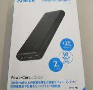 モバイルバッテリー|ANKER
